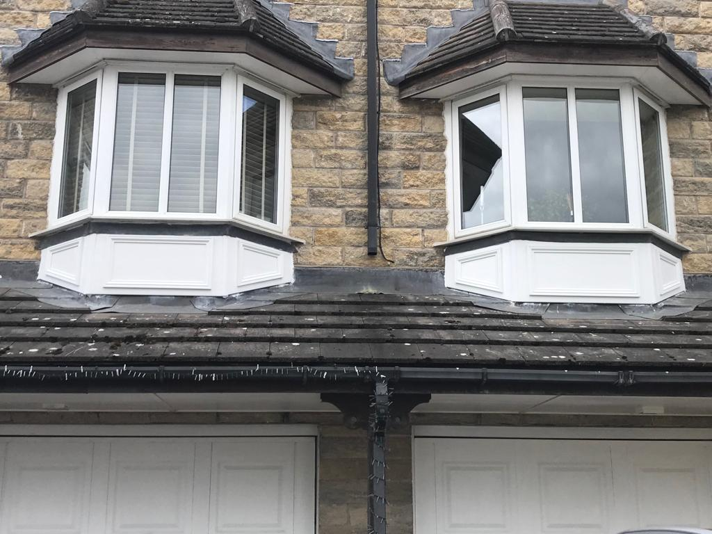 Rotted Cladding Replacement