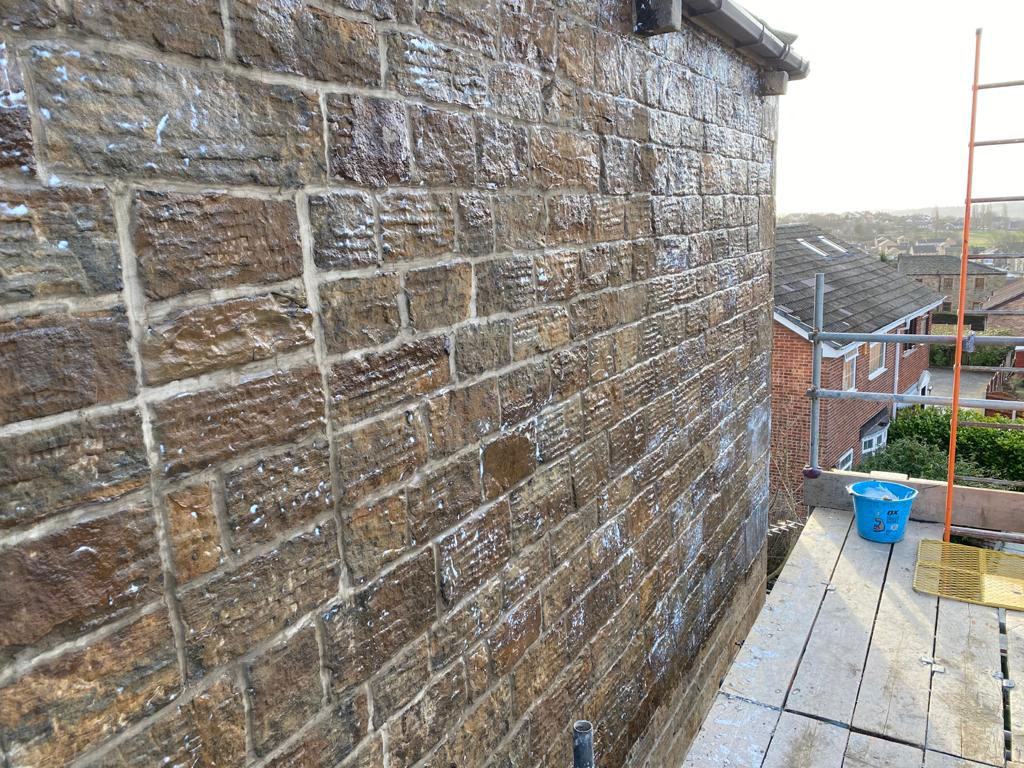 Chimney Re Pointing in Sheffield