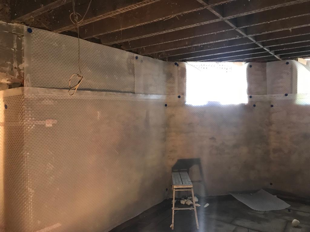 Basement Waterproofing Sheffield