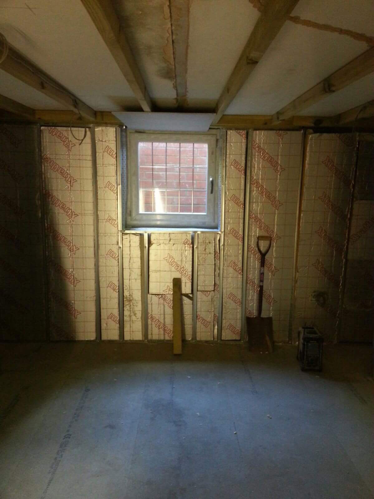 Cellar Conversion in Sheffield