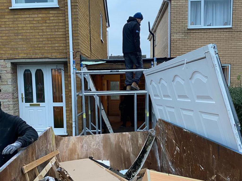 Garage Conversion in Barnsley