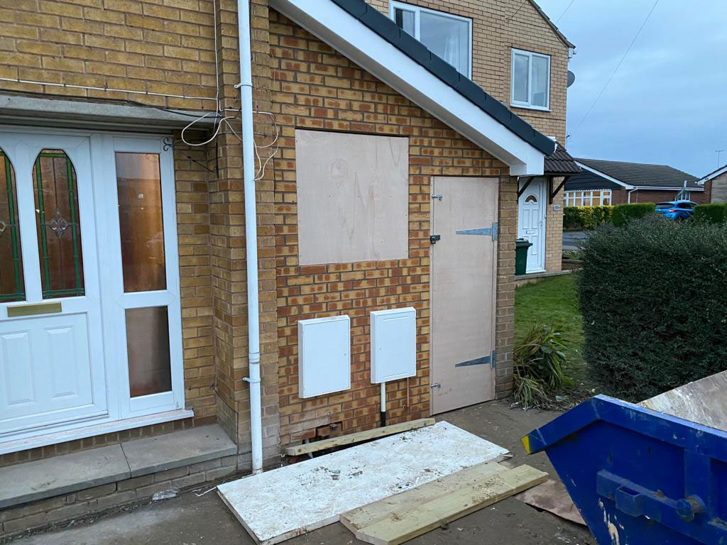 Garage Conversion in Barnsley