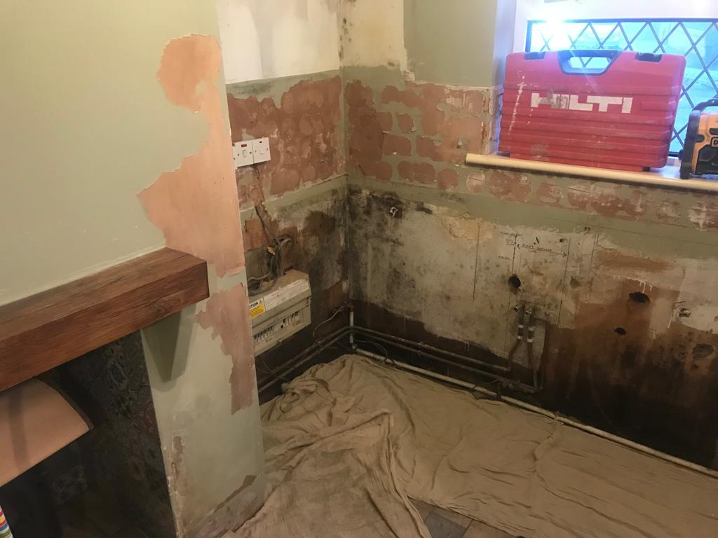 Refurbishment in Scunthorpe