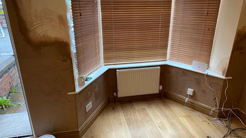 Damp2Dry - damp proofing Sheffield