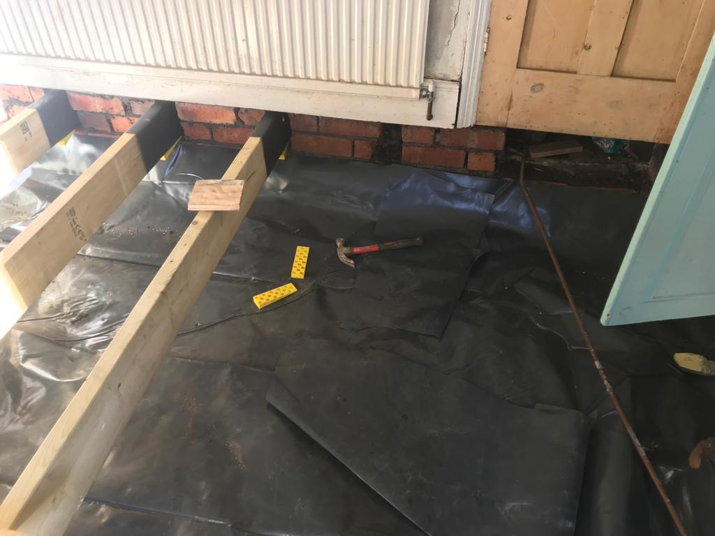 Floor Replacement Sheffield