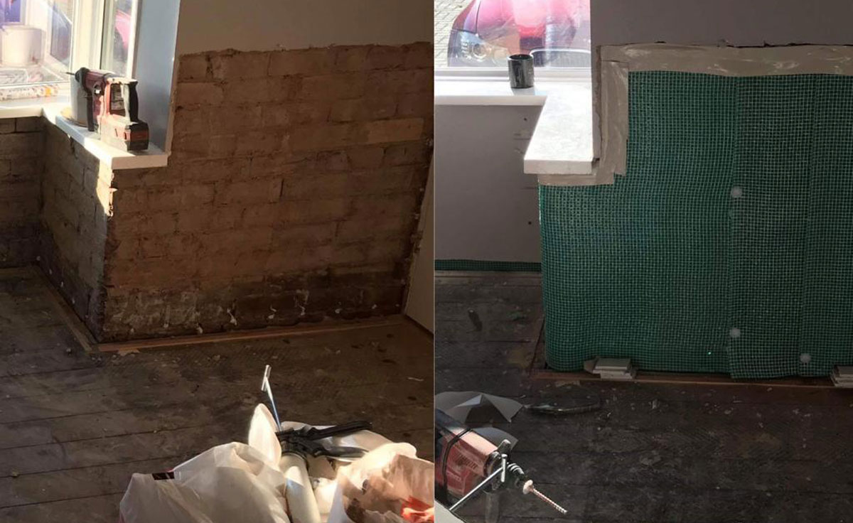 Damp2Dry Damp Proofing